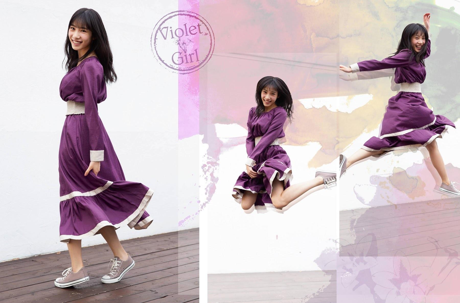 NMB48 Rising Star of Gravure Sumire Yokono 2019004