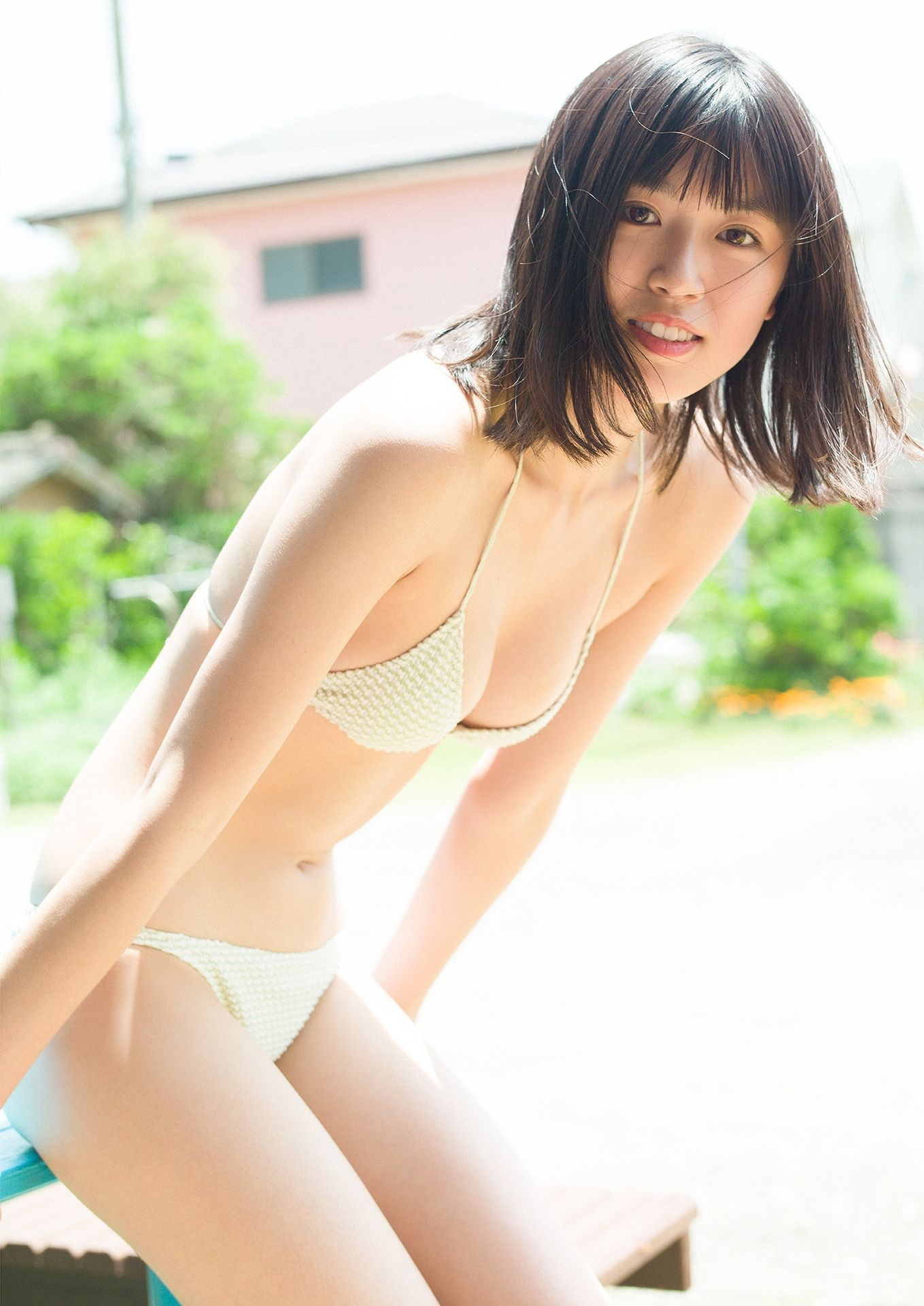 18yearold rookie Tamaya Kitamuki who is 170cm tall and 18 years old003