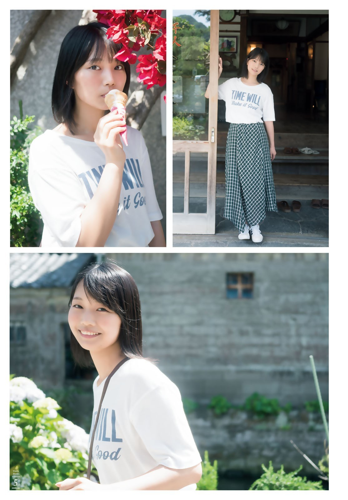 Her birthplace Triumphant return to Shizuoka005