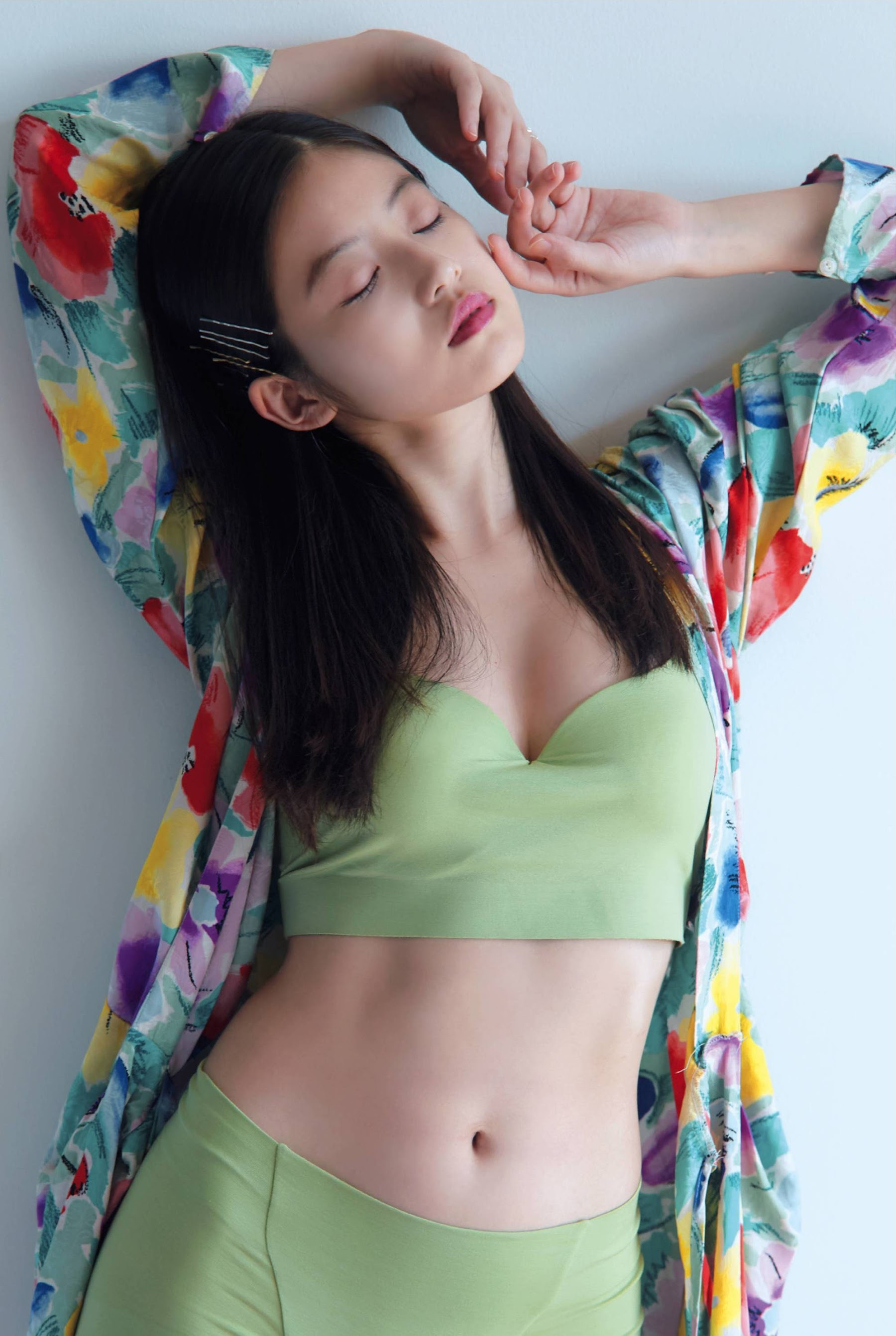 This is really the last time well be seeing her Final Swimsuit Mio Imada 2020008