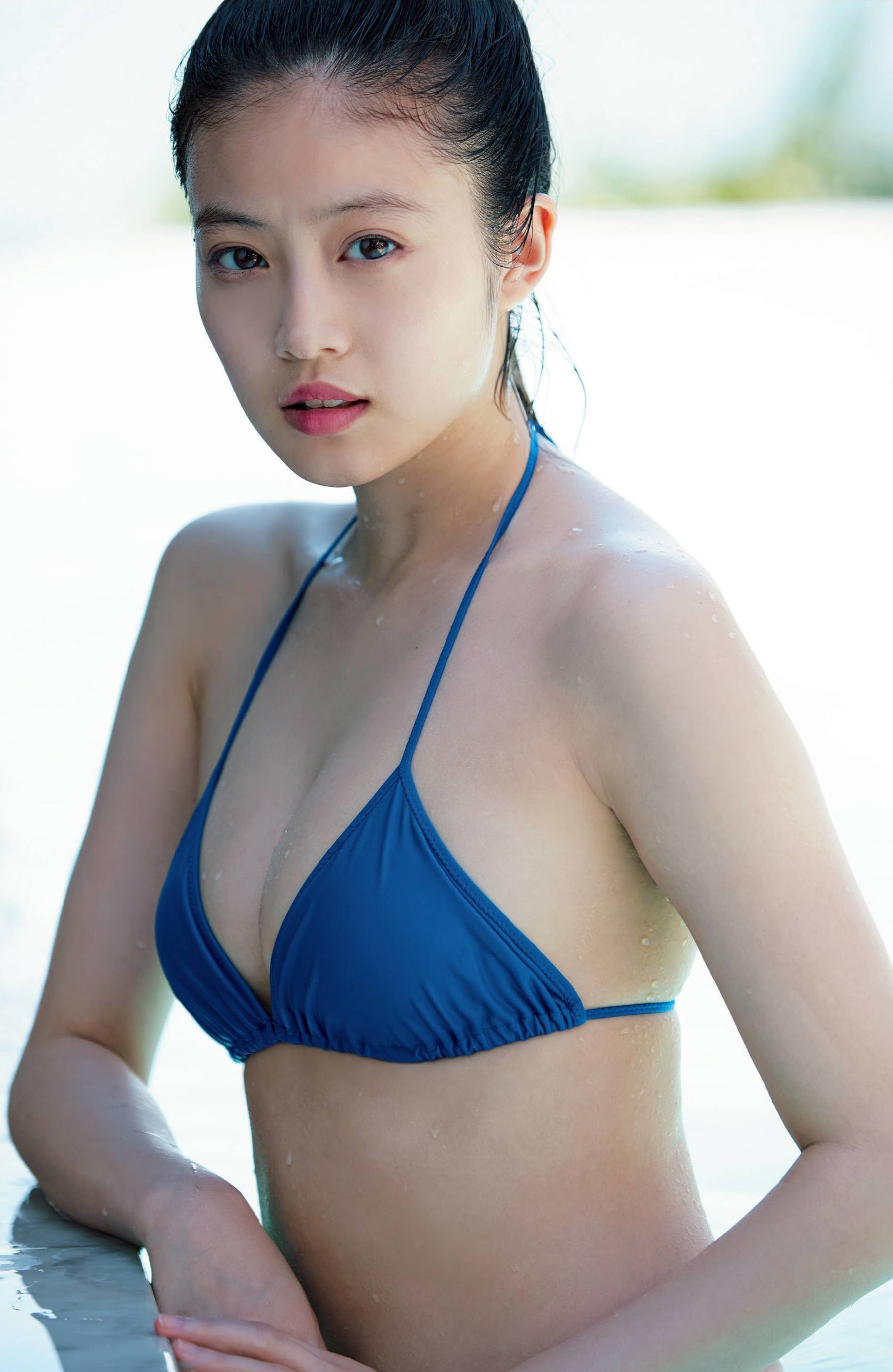 This is really the last time well be seeing her Final Swimsuit Mio Imada 2020013