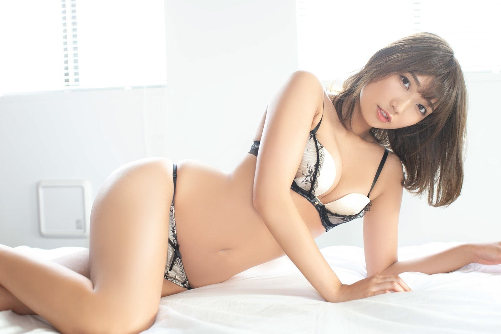 Neo Gal staying date with her Mea Shimotsuki gravure swimsuit image sheets 2020002