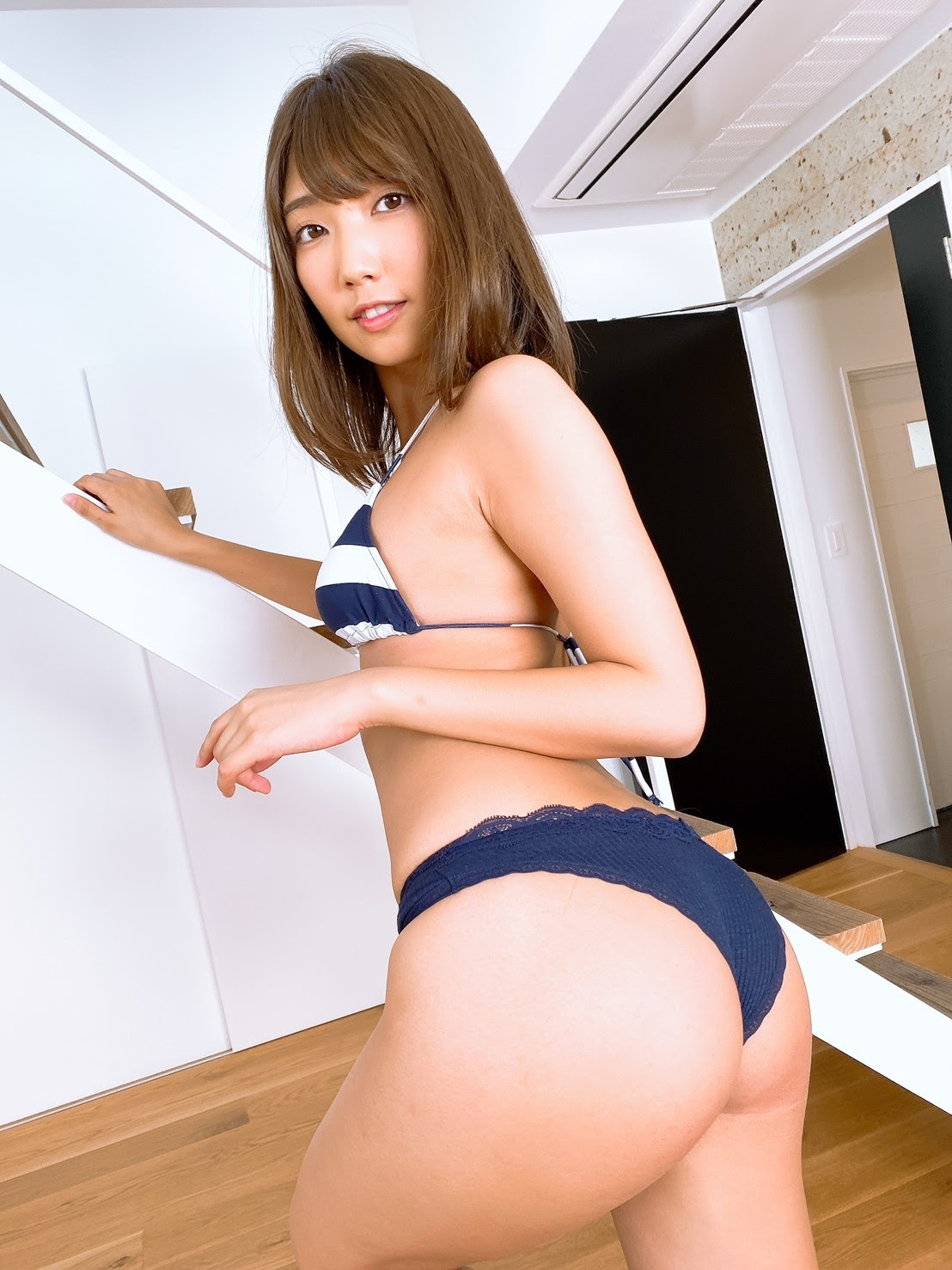 Neo Gal staying date with her Mea Shimotsuki gravure swimsuit image sheets 2020010