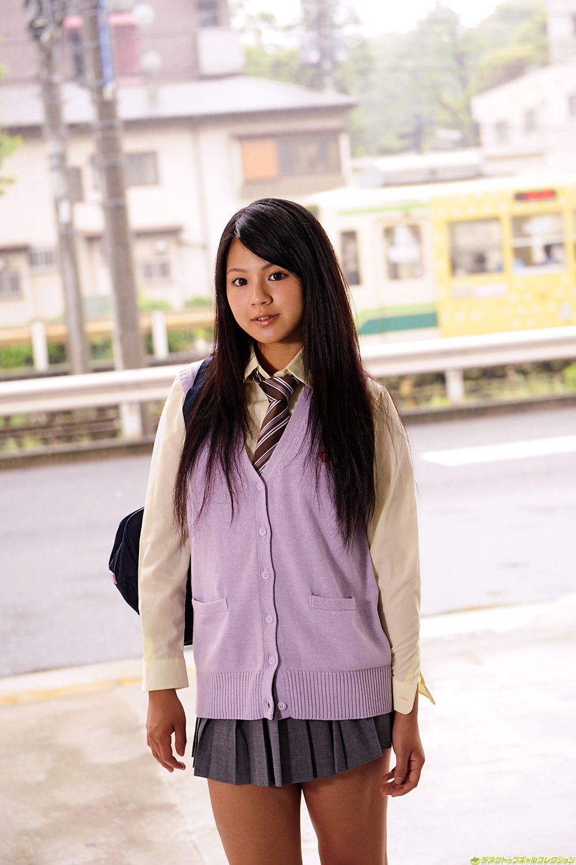 Gakuen Bishoujo Miss Magazine 2010 Tachibana Yoko014