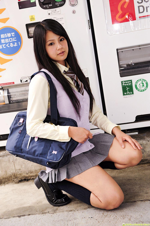 Gakuen Bishoujo Miss Magazine 2010 Tachibana Yoko015