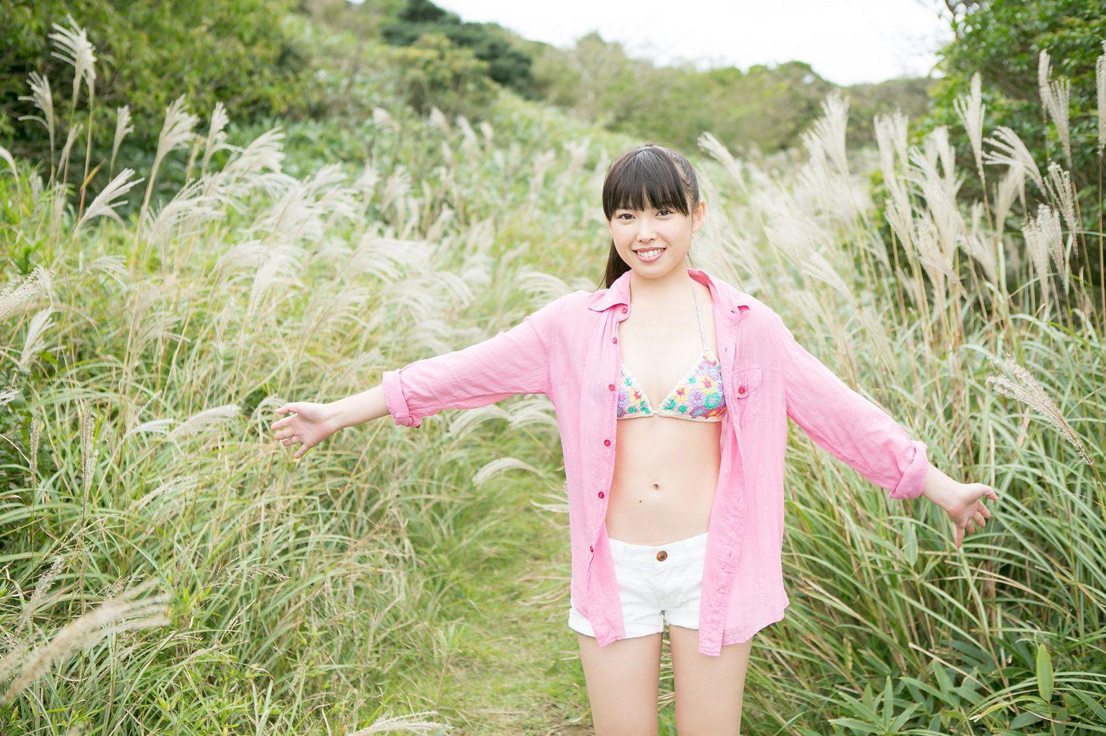 Hello pro idol cute swimsuit019