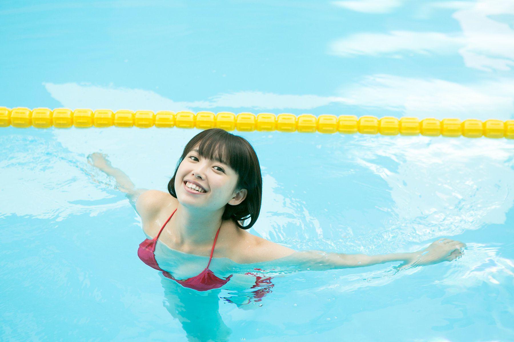 Hello pro idol cute swimsuit023