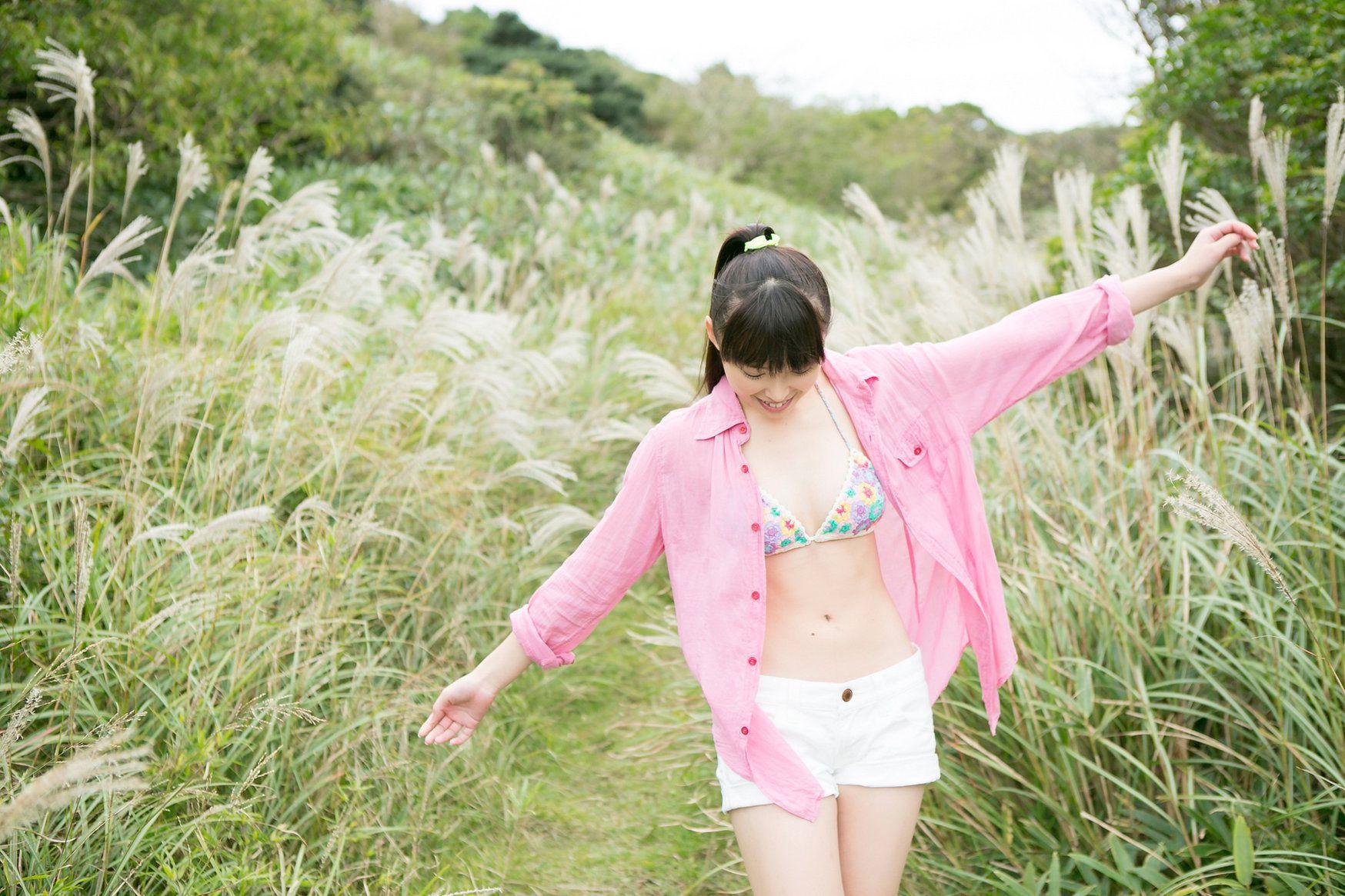 Hello pro idol cute swimsuit027