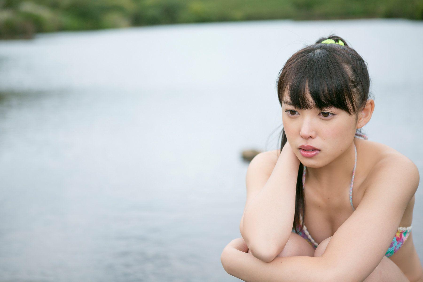 Hello pro idol cute swimsuit048