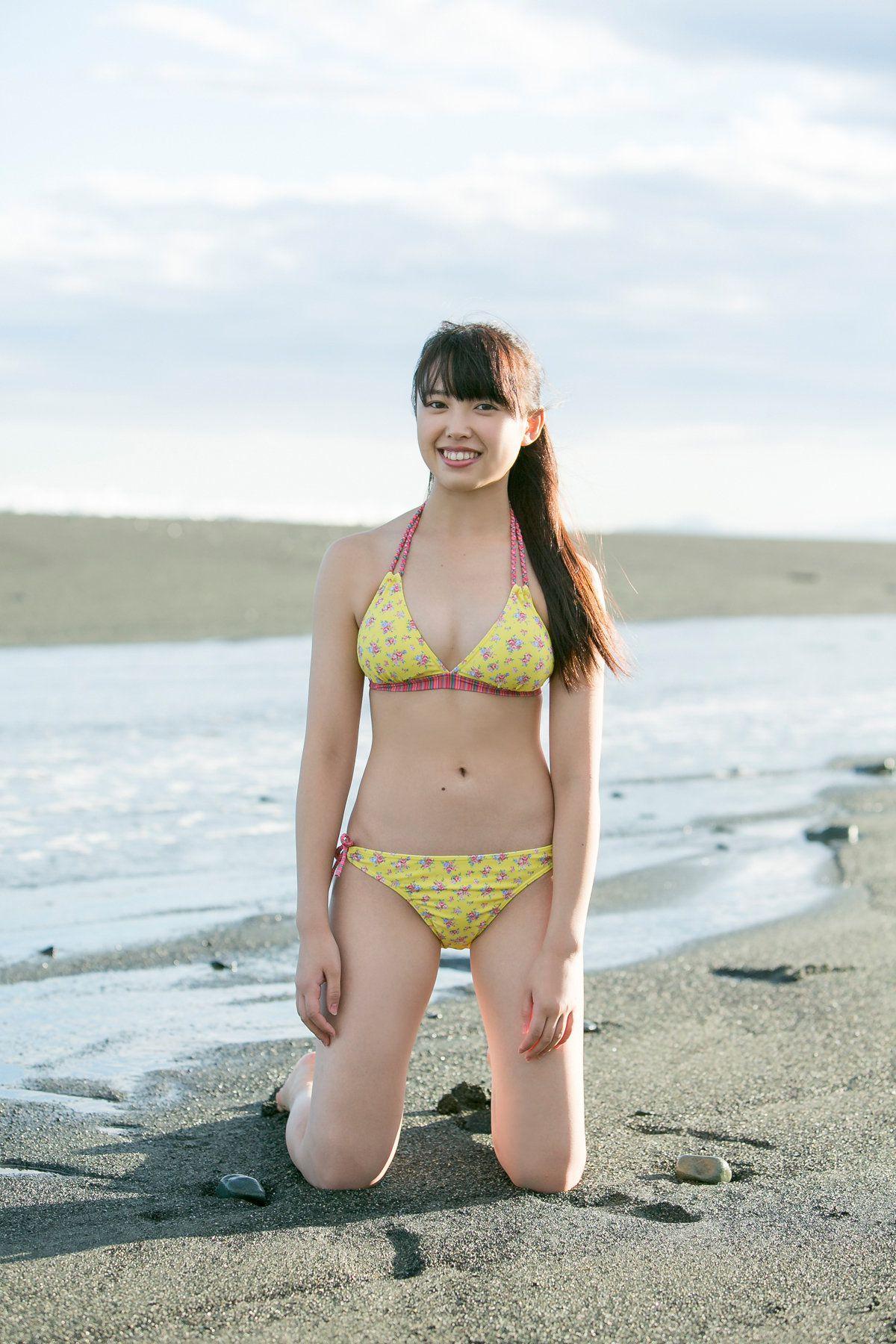 Hello pro idol cute swimsuit055