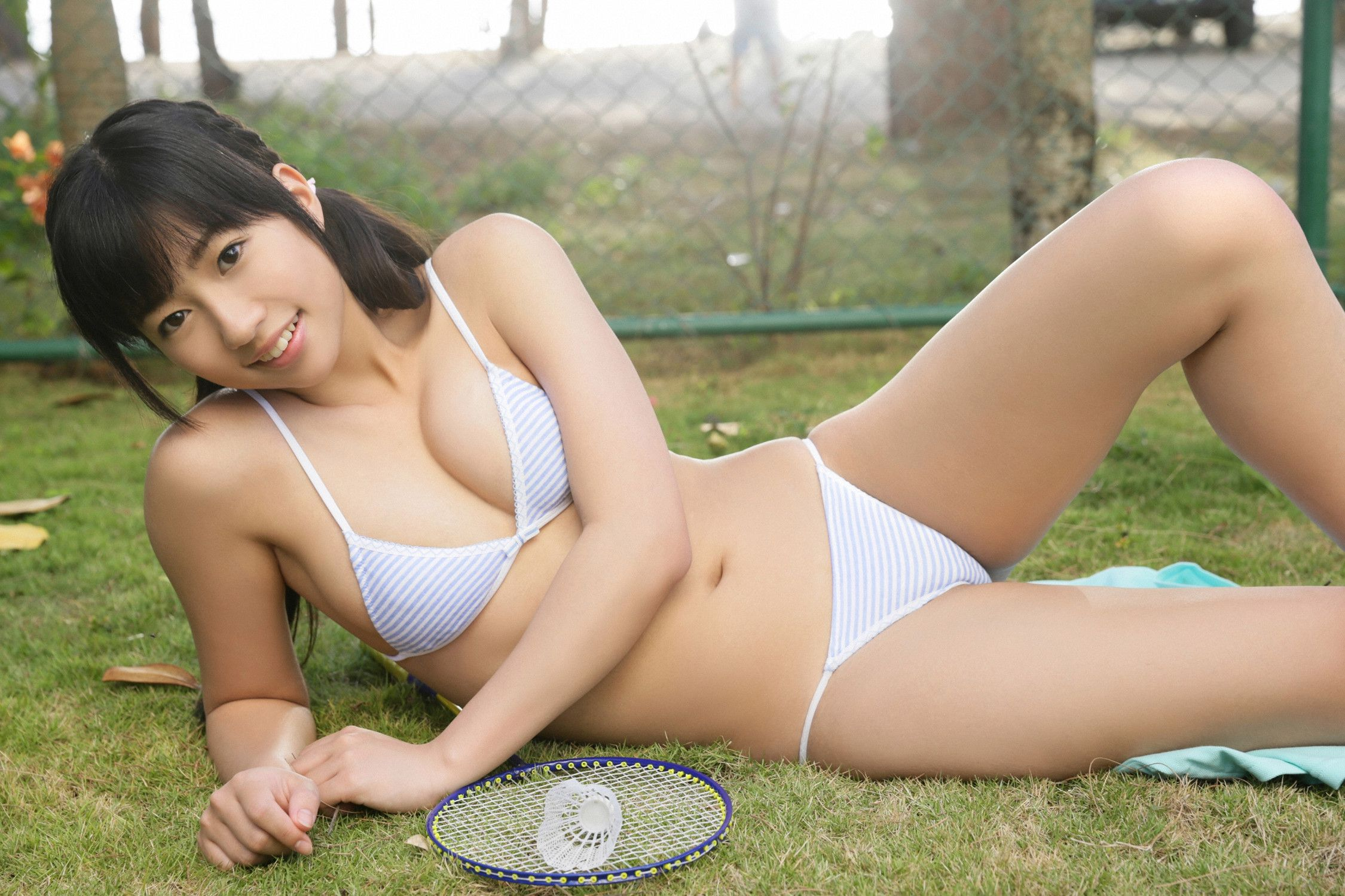 Ayaka Onuki an active female college student with a wonderful body style and fine skin009
