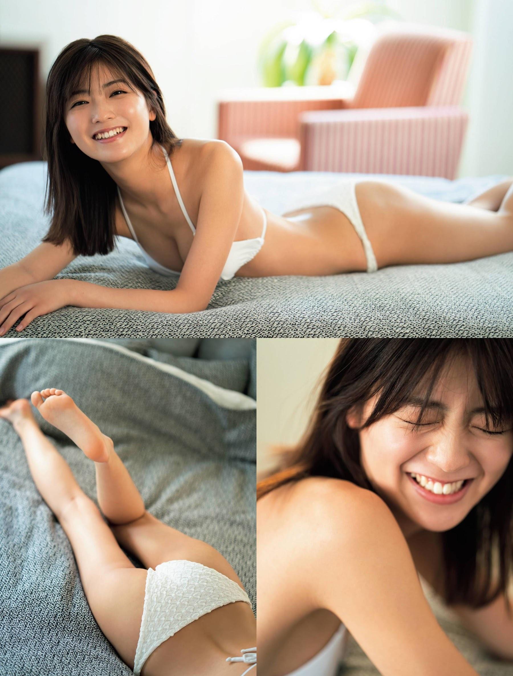 Kiramei Pinks fresh and beautiful body Miku Kudo003