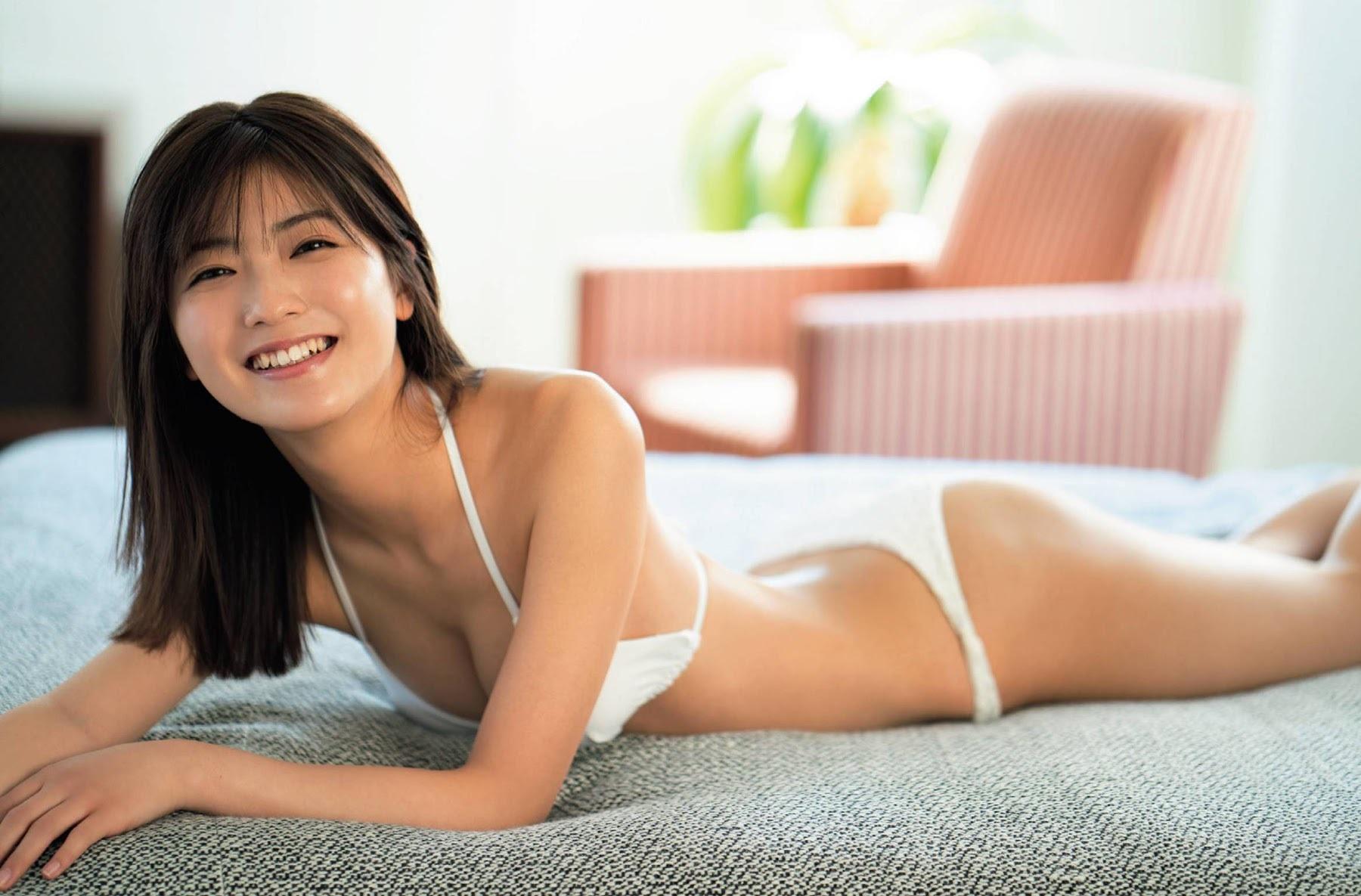 Kiramei Pinks fresh and beautiful body Miku Kudo004