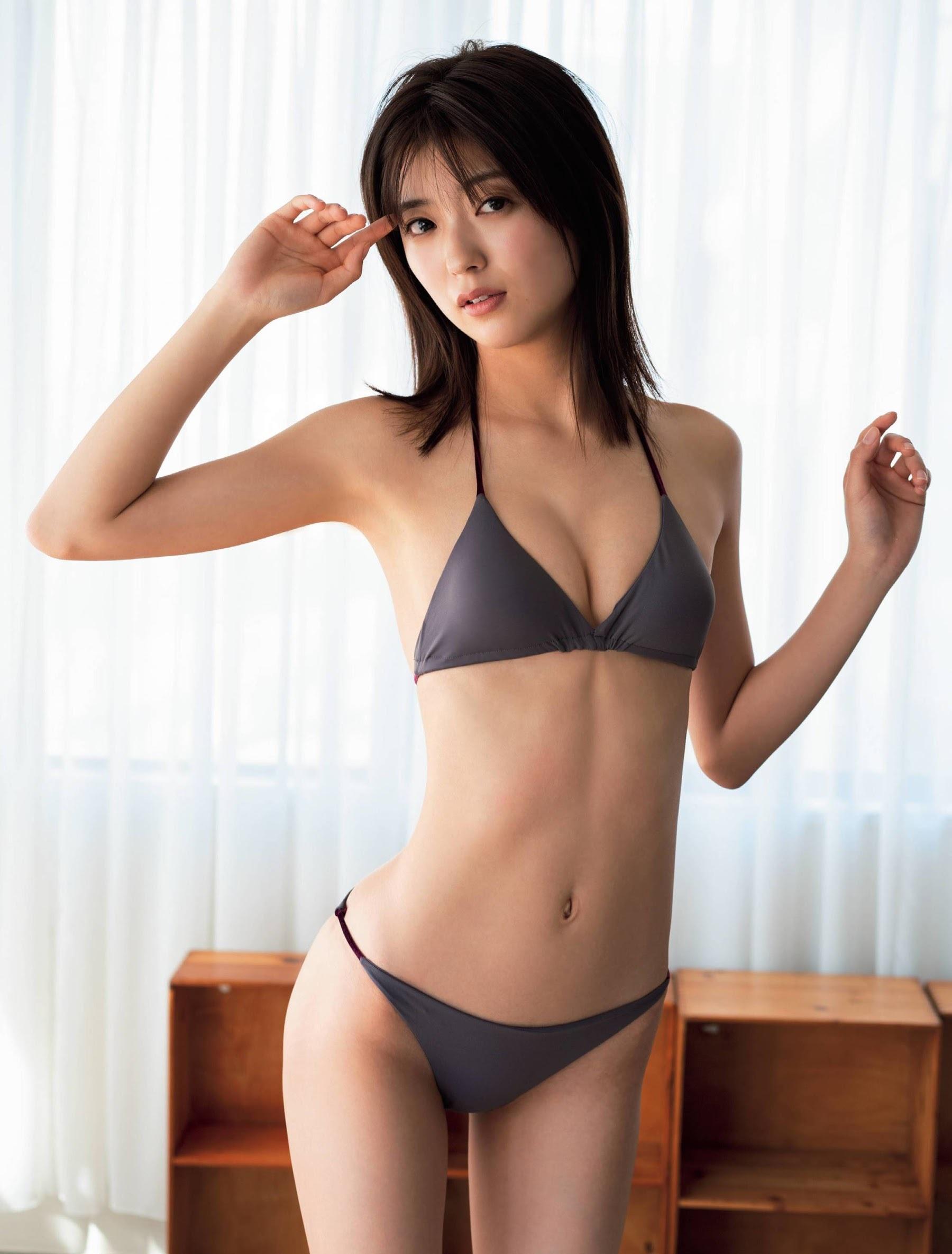 Kiramei Pinks fresh and beautiful body Miku Kudo005