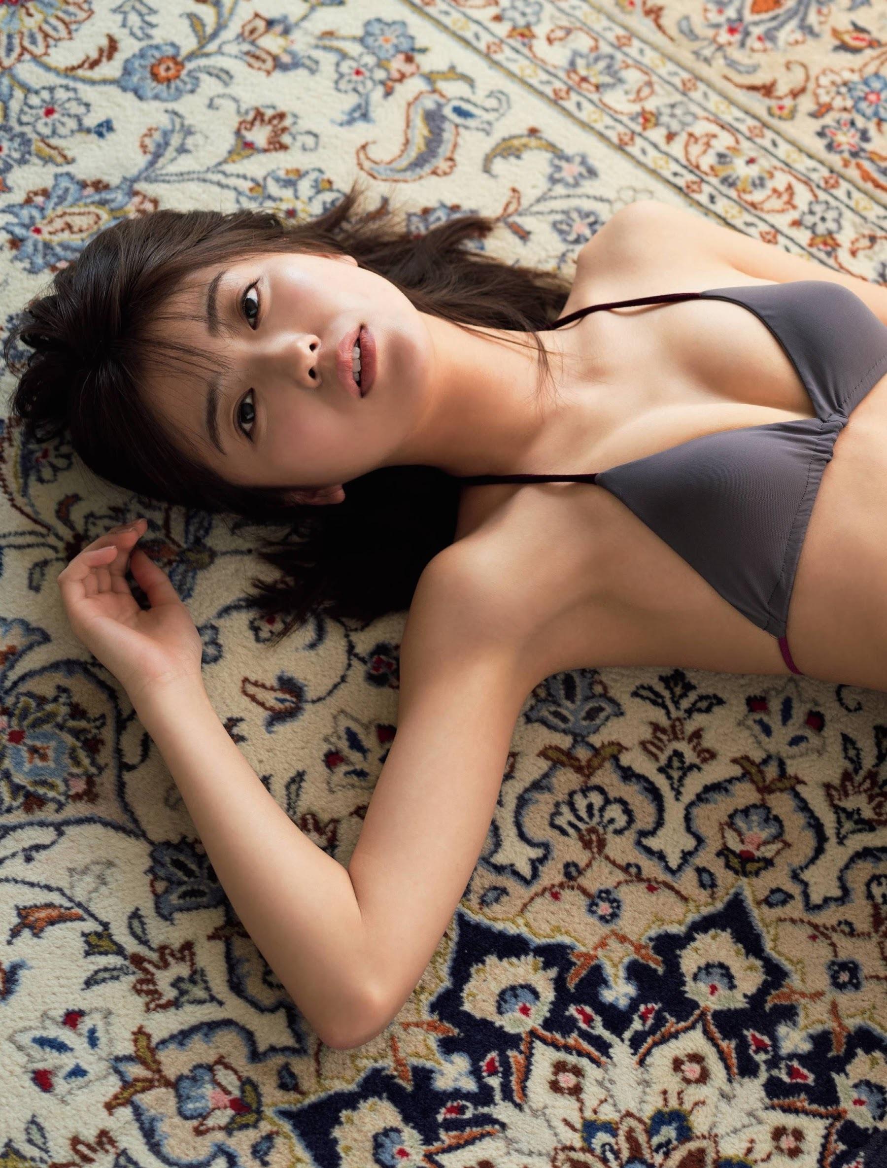Kiramei Pinks fresh and beautiful body Miku Kudo007