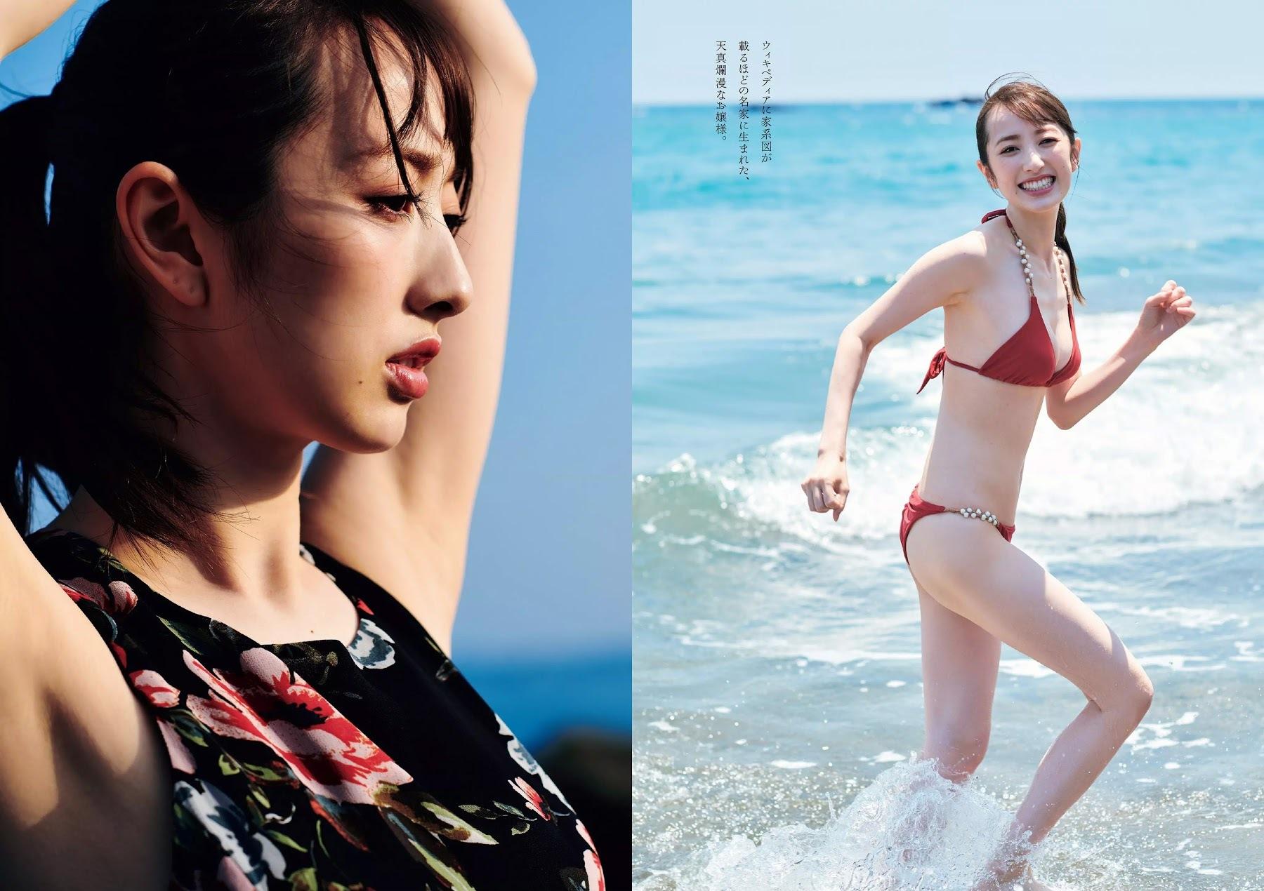 Haruka Dan Dan swimsuit gravure 27 years old Royal road former Zip004