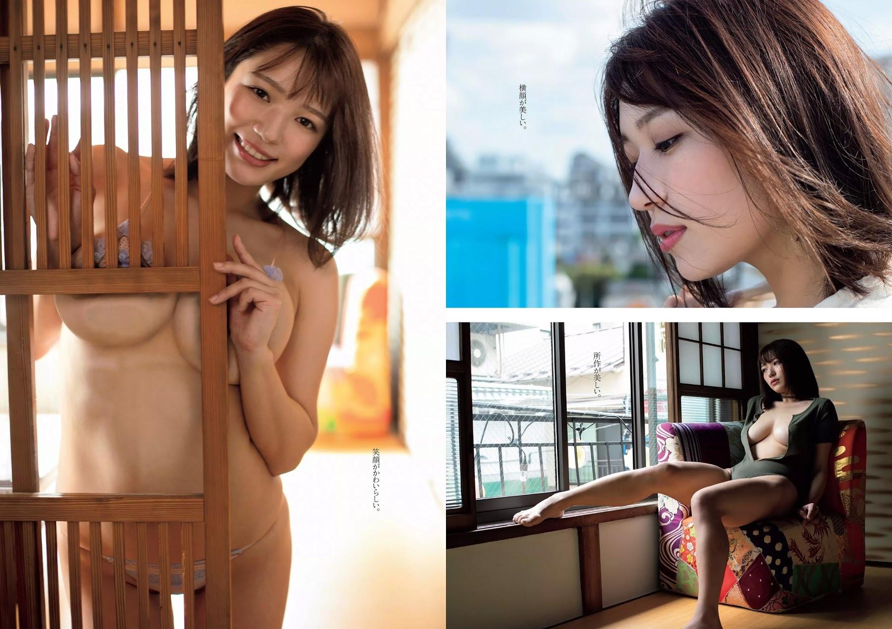Former nurse with bigtits, slender and idolloving beauty Shiro Seyama Swimsuit Gravure 2020002