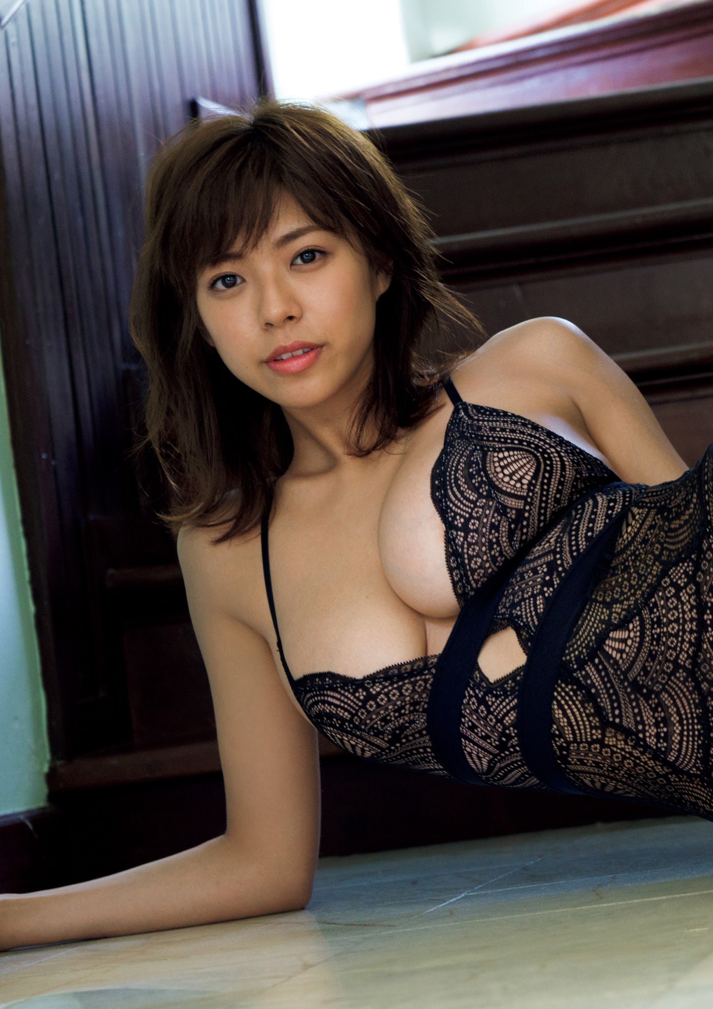 Super body of H cup Minami Wachi 2020 that exposes body and mind in tropical Thailand071