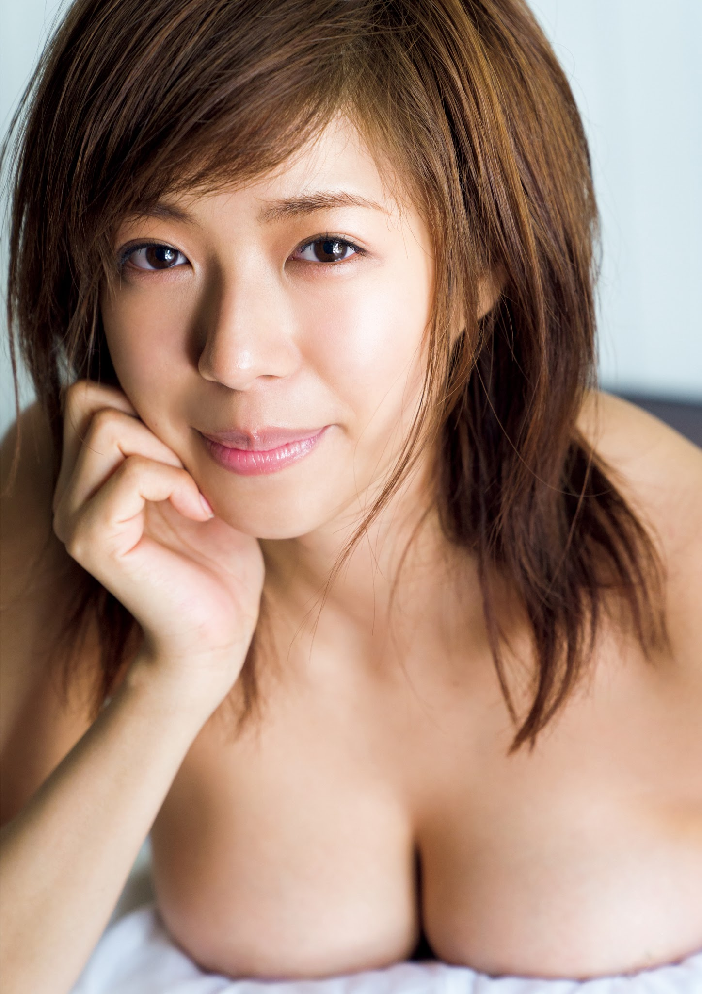 Super body of H cup Minami Wachi 2020 that exposes body and mind in tropical Thailand106
