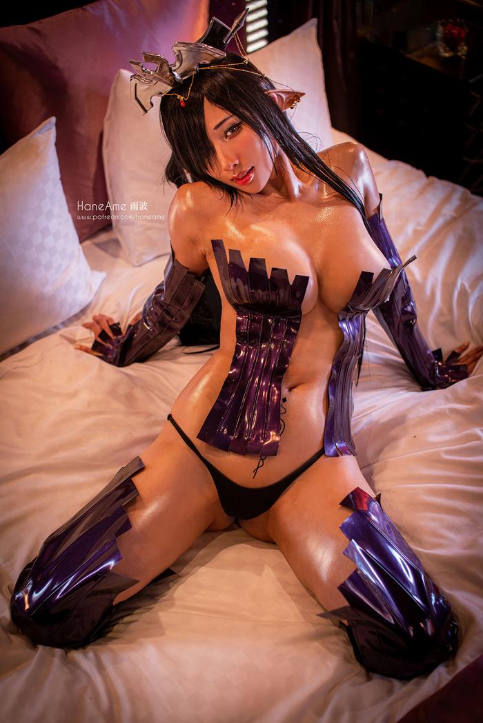The Dark Elf Queen006