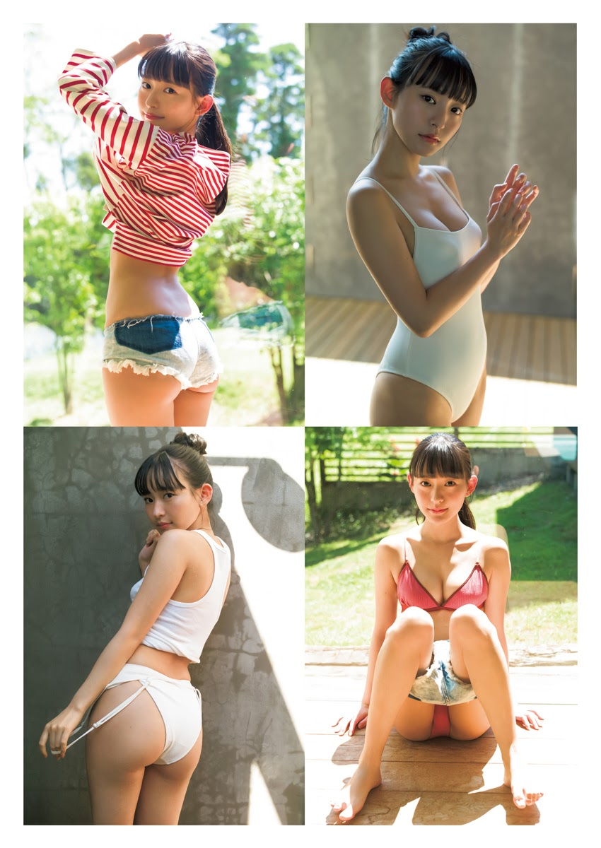 Gravure Triple Crown Unbeatable New Generation Queen Takasaki Kanami Swimsuit Gravure 2020003