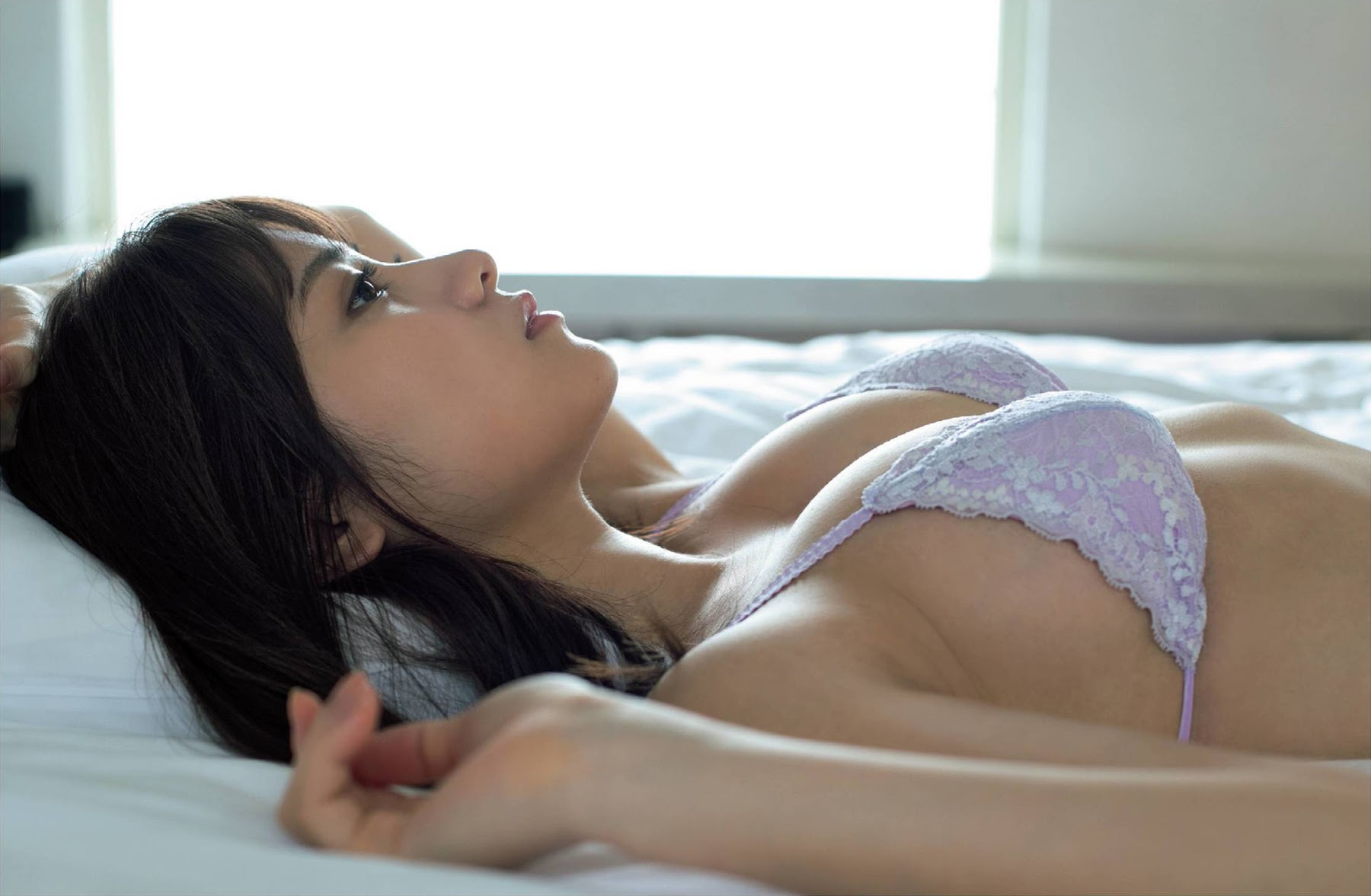 Japans cutest charismatic cosplayer Nashiko Momotsuki Seduction Lingerie 2020004