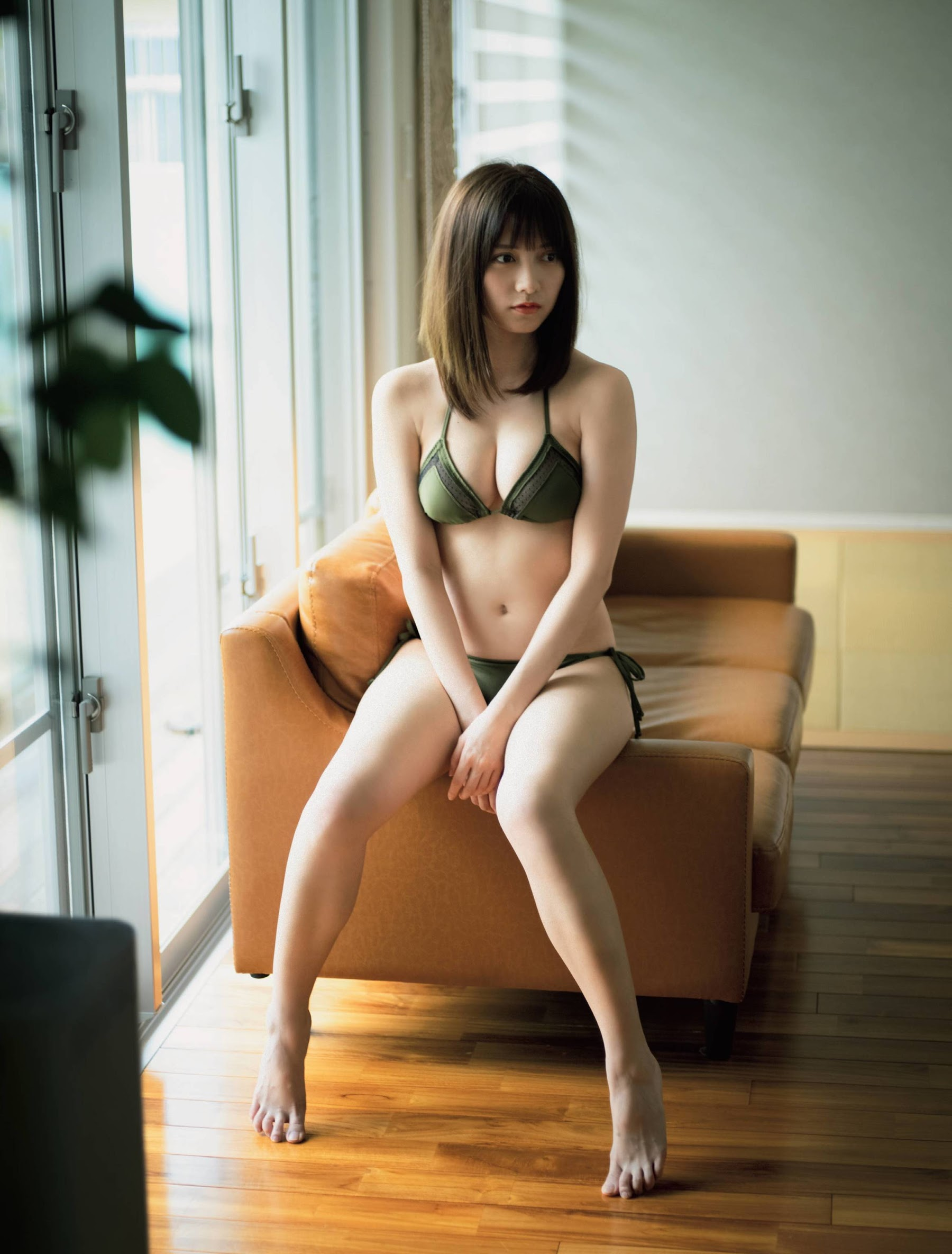 Japans cutest charismatic cosplayer Nashiko Momotsuki Seduction Lingerie 2020005