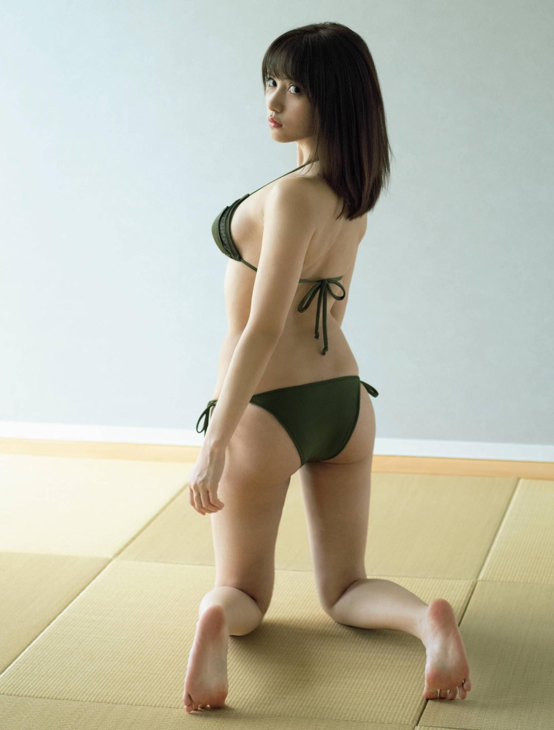 Japans cutest charismatic cosplayer Nashiko Momotsuki Seduction Lingerie 2020006