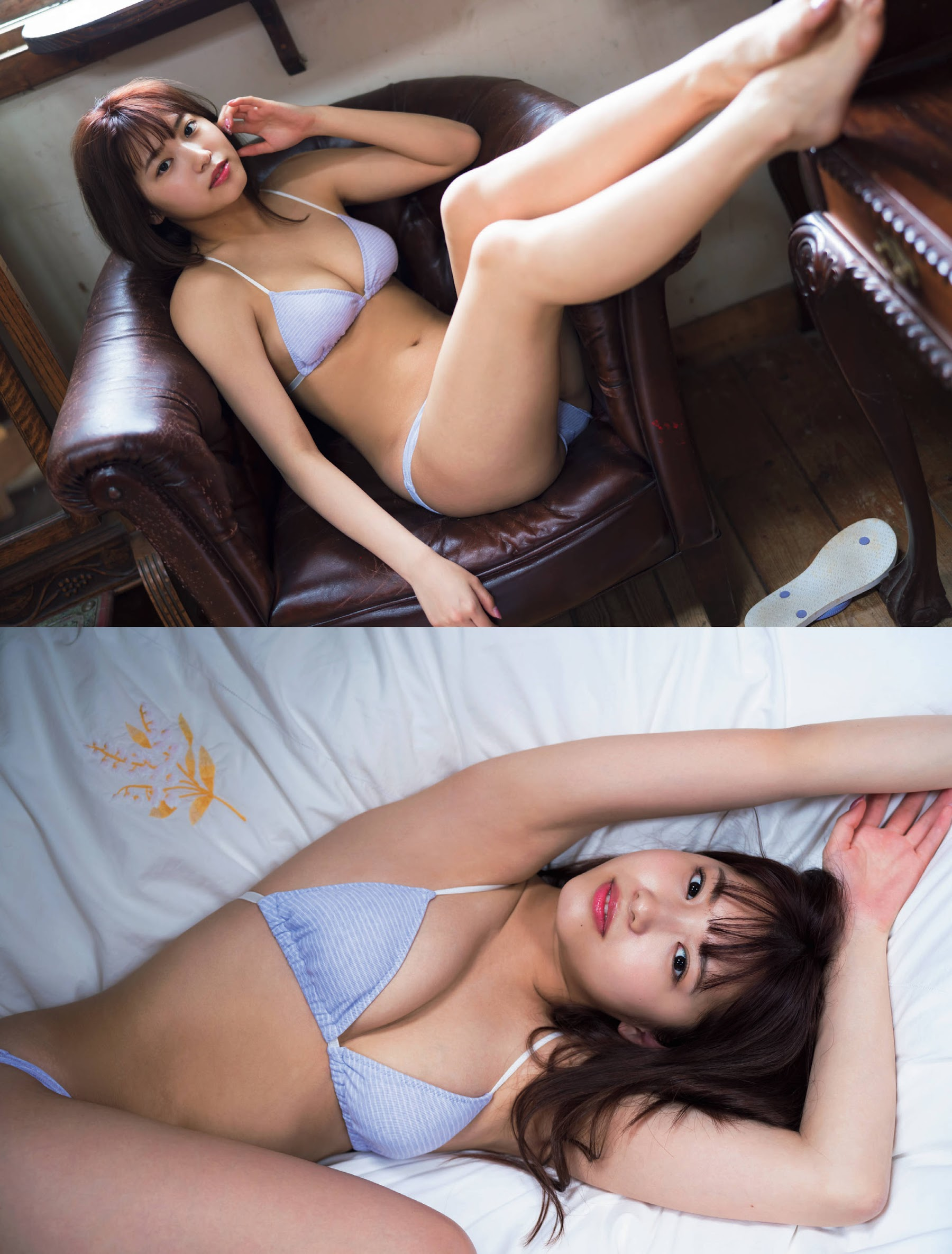 Youngest member of College 18 Airi Furuta 16 years old Bikini after school 2019006