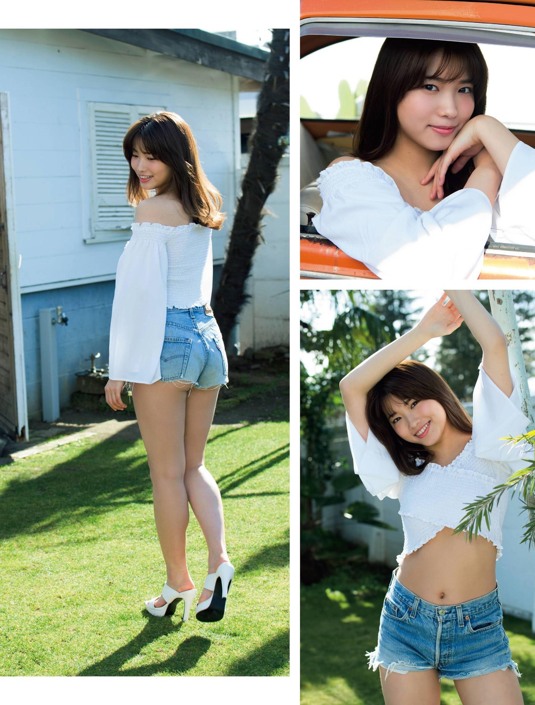 Popular models can be played cute! Airi Furuta Aoharu BIKINI 2019002