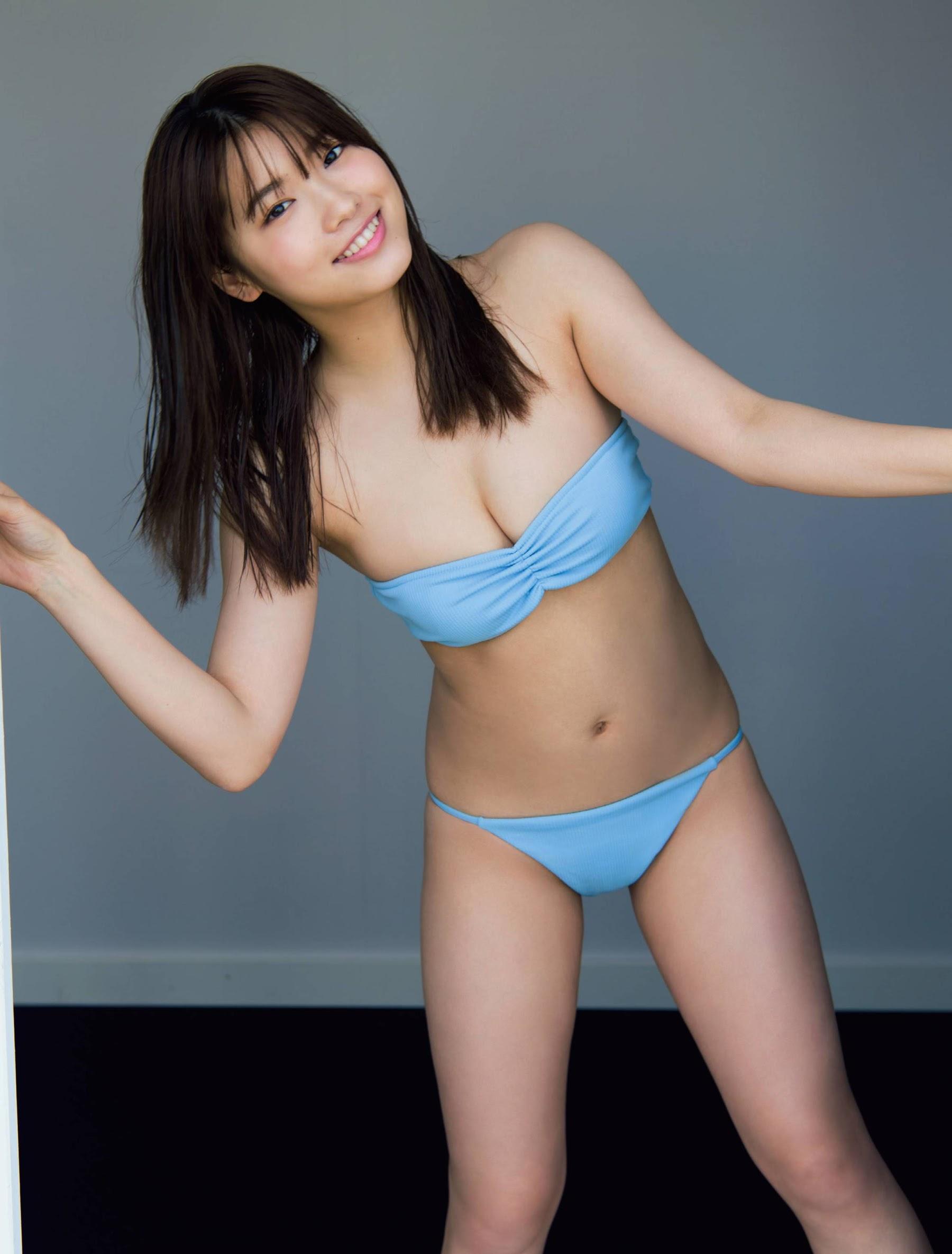 Popular models can be played cute! Airi Furuta Aoharu BIKINI 2019004