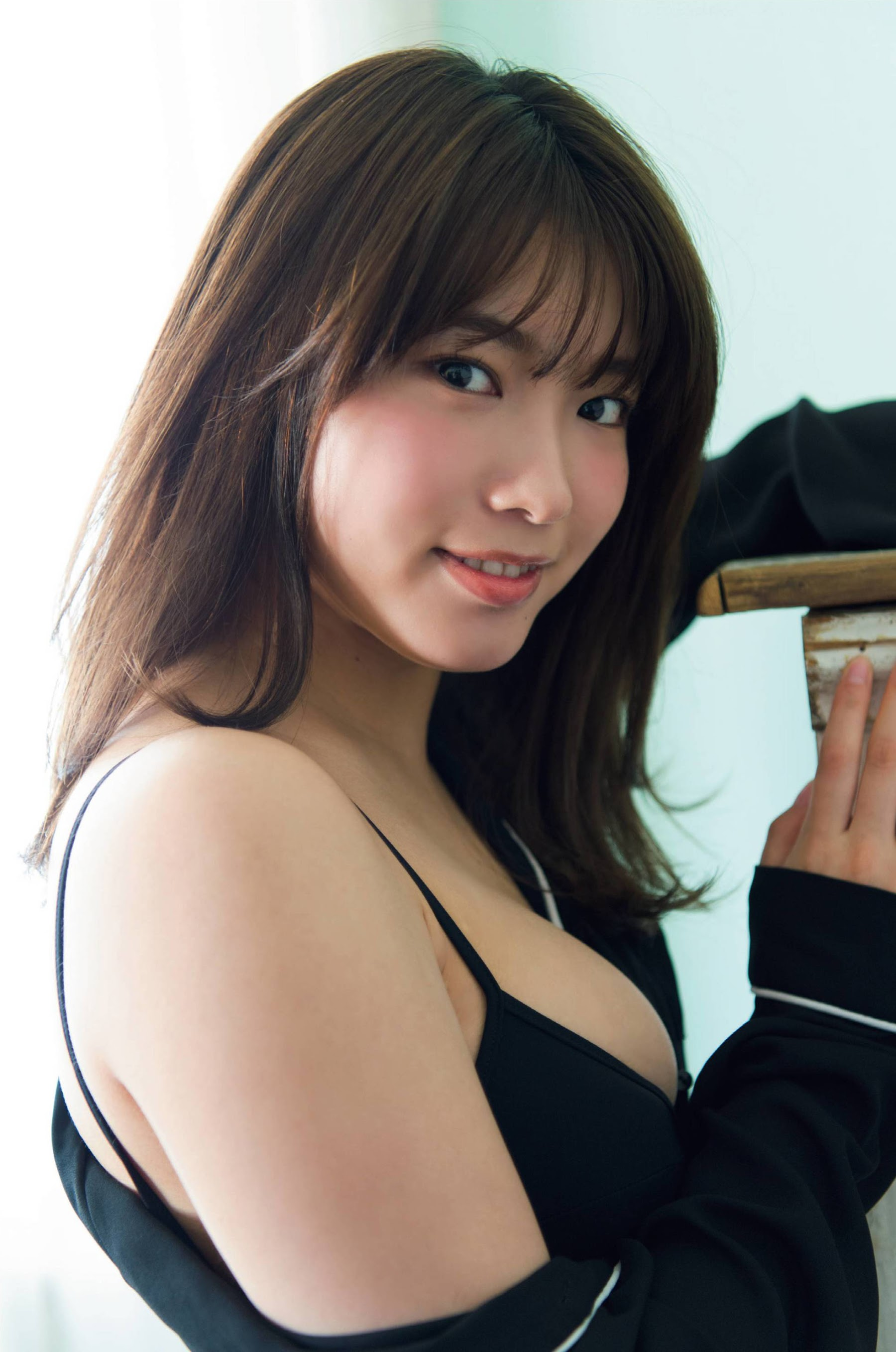 Popular models can be played cute! Airi Furuta Aoharu BIKINI 2019010