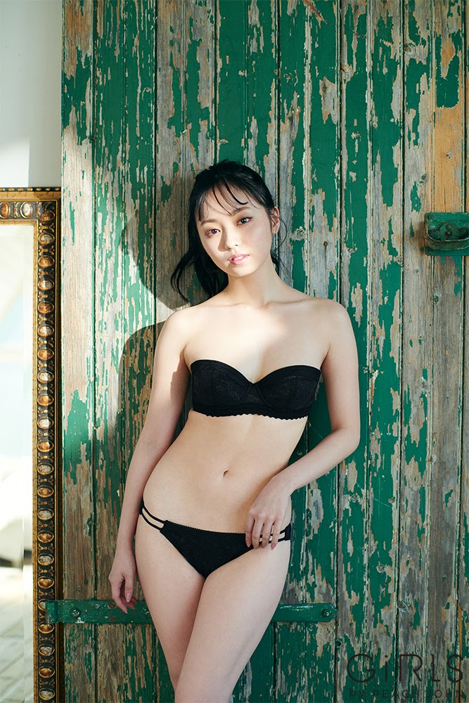Showing off her sexy lingerie Yui Imaizumi 2020004