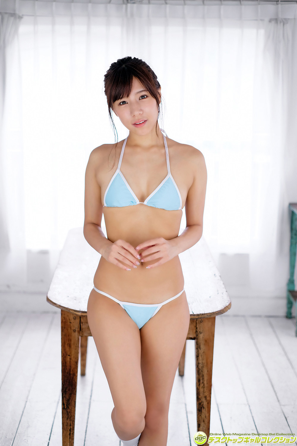Free PreUse All Japan Gravure Flexible Queen Contest First Queen017