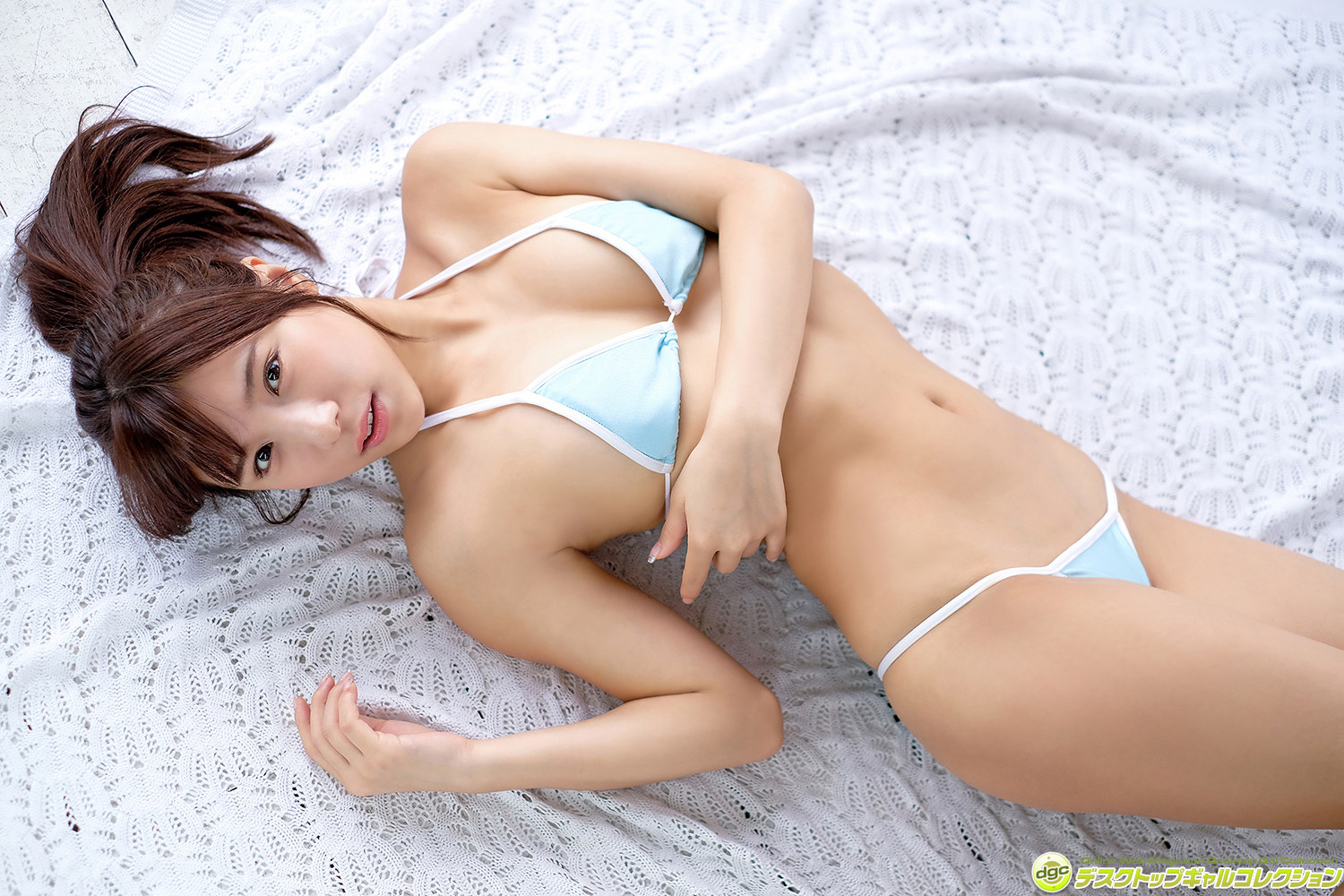 Free PreUse All Japan Gravure Flexible Queen Contest First Queen033