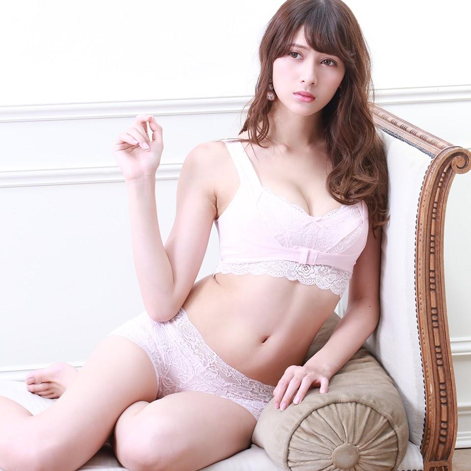 Fluffy Room Blubless Underwear Model Angela Mei041