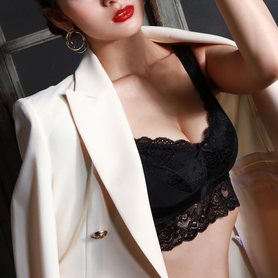 Fluffy Room Blubless Underwear Model Angela Mei047