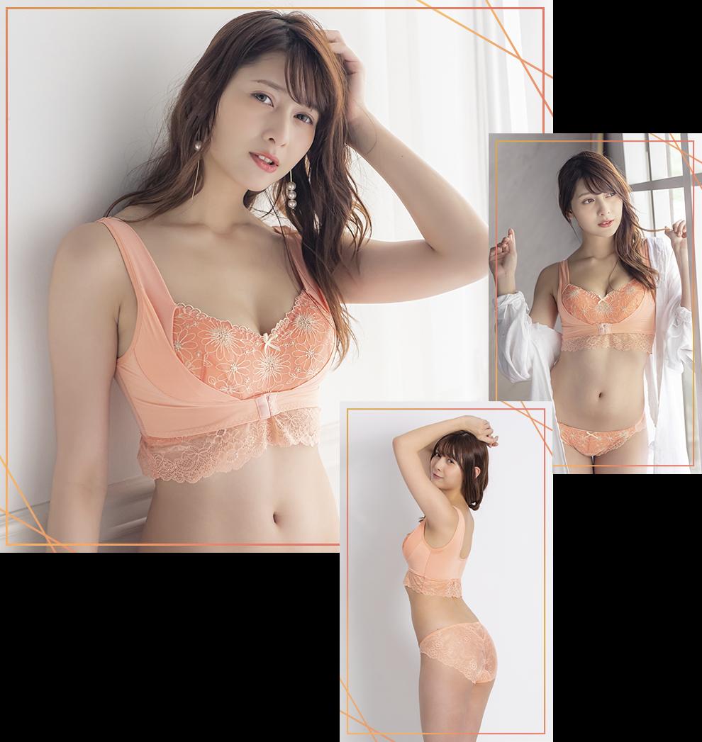Fluffy Room Blubless Underwear Model Angela Mei068