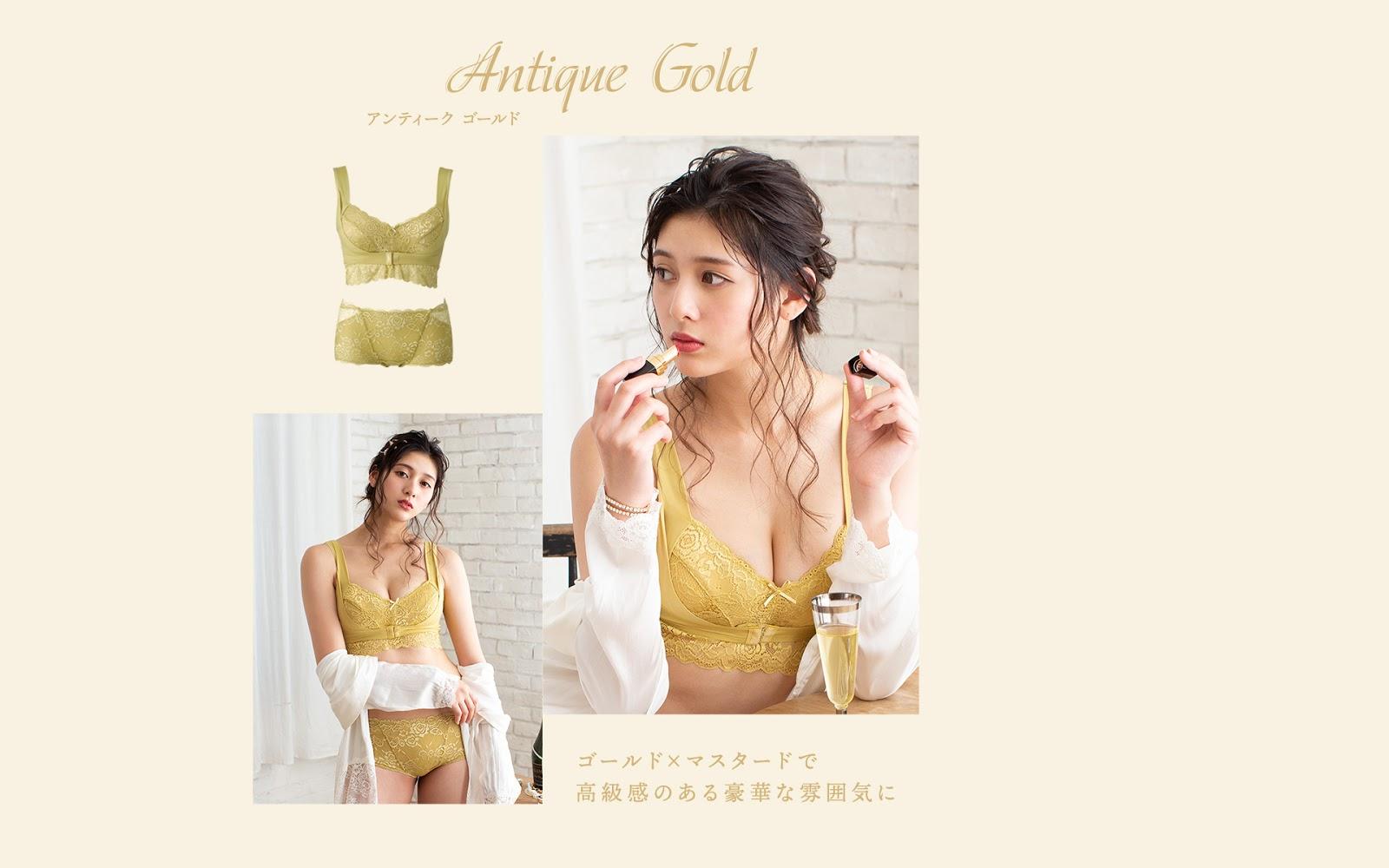 Fluffy Room Blubless Underwear Model Angela Mei071