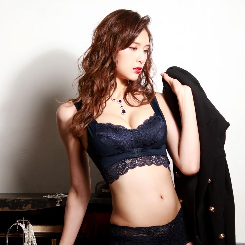 Fluffy Room Blubless Underwear Model Angela Mei087