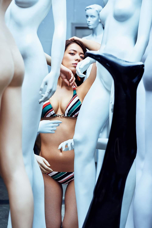 Strongest SEXY Swimsuit Gravure Mayu Koseda 2018012