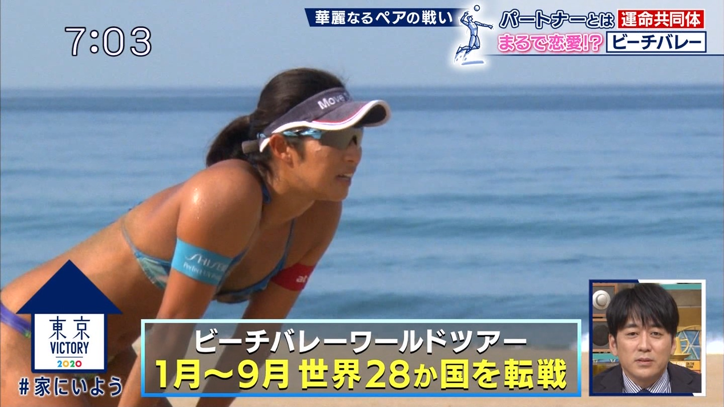 No1 in beach volleyball Japan010