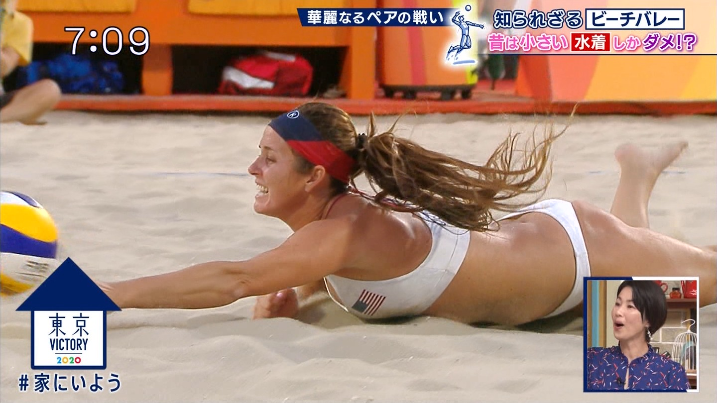 No1 in beach volleyball Japan013