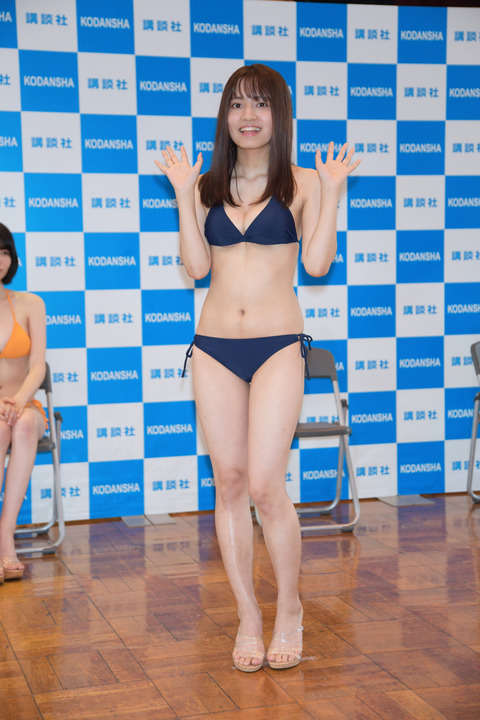 Miss Magazine 2020s Best 16 Swimsuit Images at the Announcement003