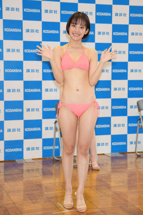 Miss Magazine 2020s Best 16 Swimsuit Images at the Announcement024