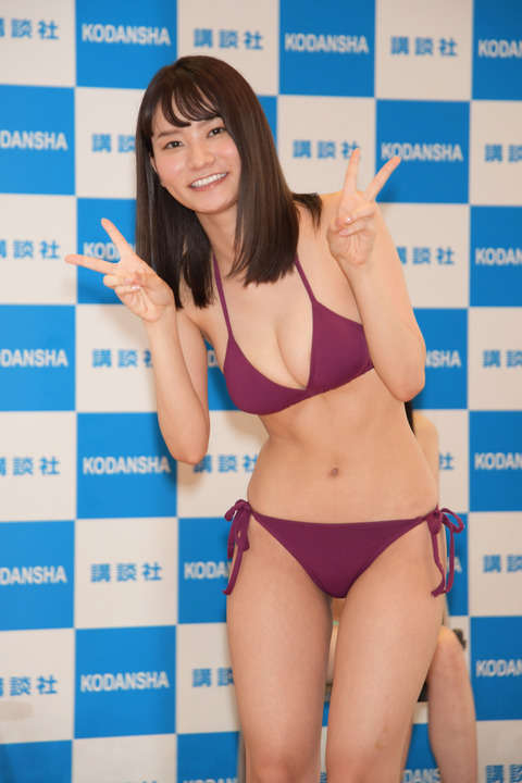 Miss Magazine 2020s Best 16 Swimsuit Images at the Announcement026