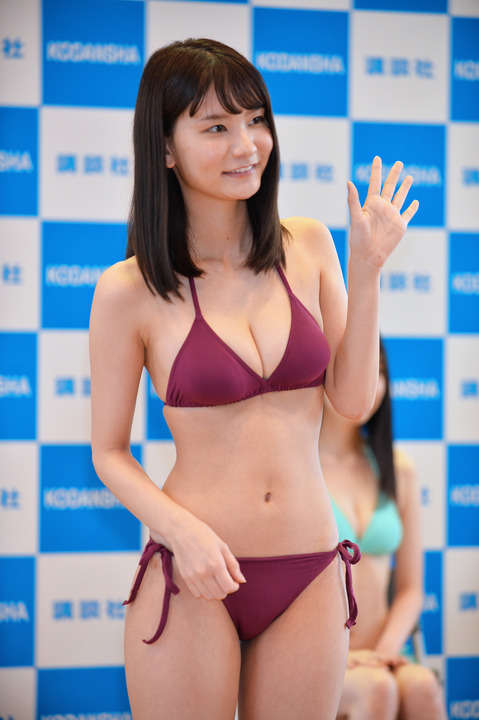 Miss Magazine 2020s Best 16 Swimsuit Images at the Announcement029