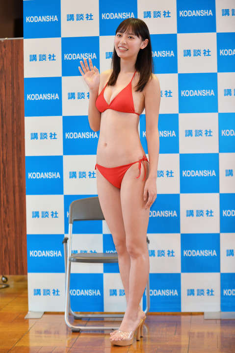 Miss Magazine 2020s Best 16 Swimsuit Images at the Announcement039