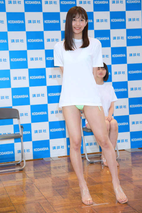 Miss Magazine 2020s Best 16 Swimsuit Images at the Announcement045
