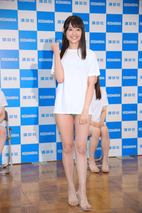 Miss Magazine 2020s Best 16 Swimsuit Images at the Announcement057
